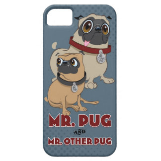 Pug iPhone cover iPhone 5 Cover