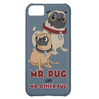 Pug iPhone cover iPhone 5C Cases