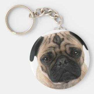 pug key chain