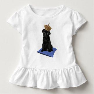 Pug - Königin-07 Toddler T-shirt