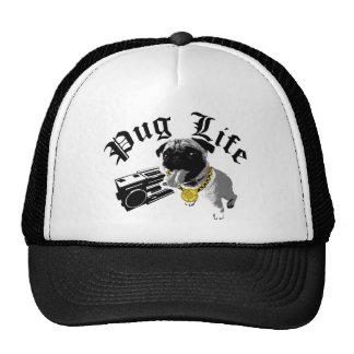 Pug Life $17.95 (11 colors) Trucker Hat
