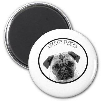 Pug Life 2 Magnet