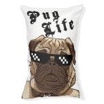 Pug Life - All Over Print / Dog Bed