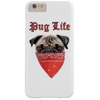 Pug Life Barely There iPhone 6 Plus Case
