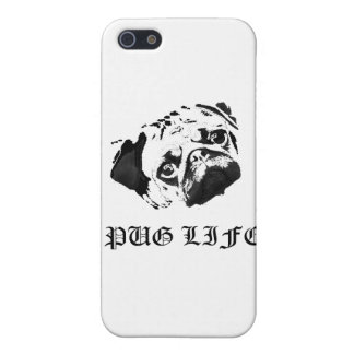 Pug Life Case For iPhone SE/5/5s