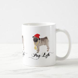 Pug Life Gansta Coffee Mug