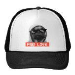 Pug Life Gorros