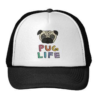 Pug life cap