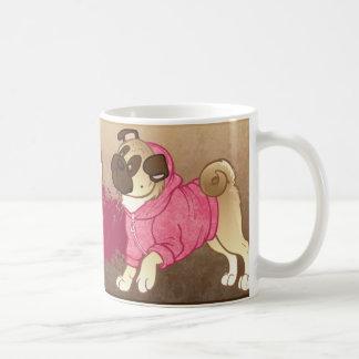 """""""Pug Life"""" Hoodie Mug"""