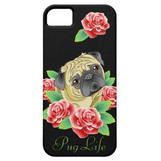 Pug Life I Love My Dog case