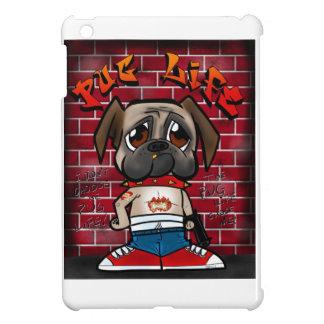 Pug Life products. Cute pug thug products Case For The iPad Mini