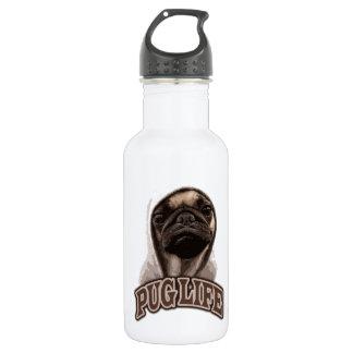 Pug Life Water Bottle