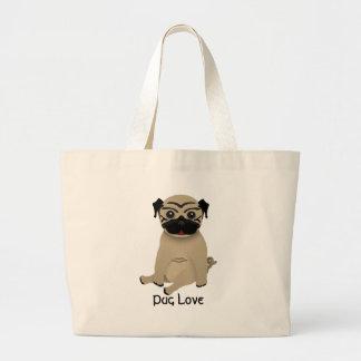 Pug Love bag