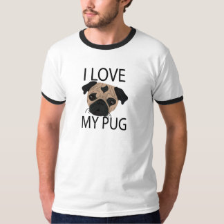 Pug Love! T-Shirt