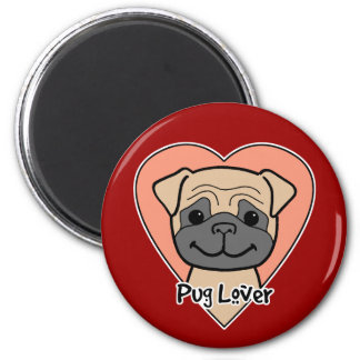 Pug Lover Magnet