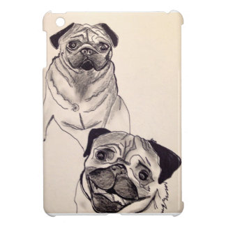 Pug Lovers Cover For The iPad Mini