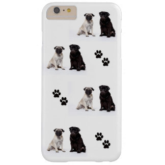 Pug Mania Barely There iPhone 6 Plus Case