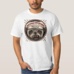 Pug Mess With Chef mens value t-shirt
