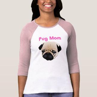 Pug Mom 1 T-Shirt