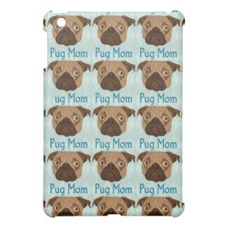 Pug Mom 3 Case For The iPad Mini