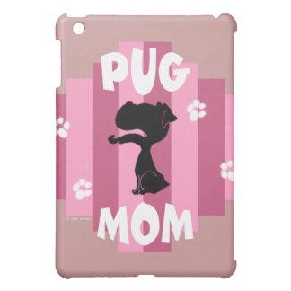 Pug Mom Case For The iPad Mini