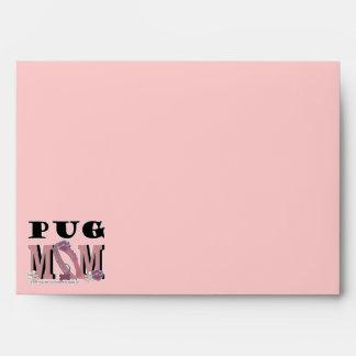Pug MOM Envelope