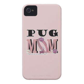 Pug MOM iPhone 4 Case-Mate Case
