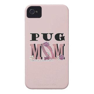 Pug MOM iPhone 4 Case-Mate Case