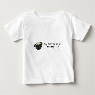 pug - more dog breeds baby T-Shirt