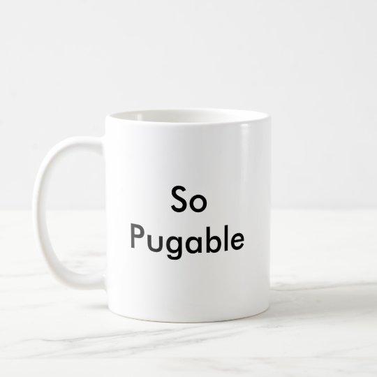 Pug Mug # 2