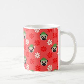 Pug Mug Christmas Time