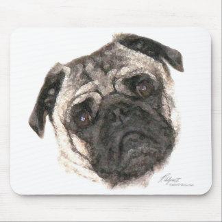 Pug Mug Mousepad