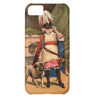 pug nashes iPhone 5C cover