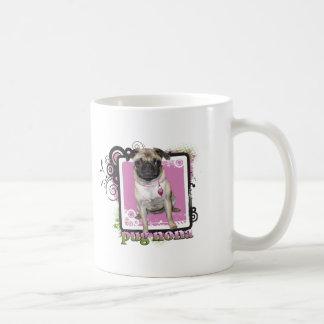 Pug Nona Mugs