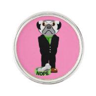 Pug Nope