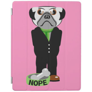 Pug Nope iPad Smart Cover