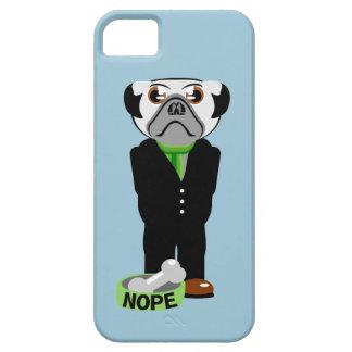 Pug Nope iPhone SE/5/5s Case