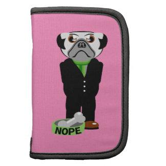 Pug Nope Organizers