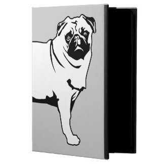 Pug of Types Cover For iPad Air