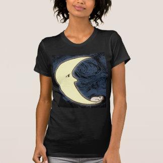 Pug on the Moon T-Shirt