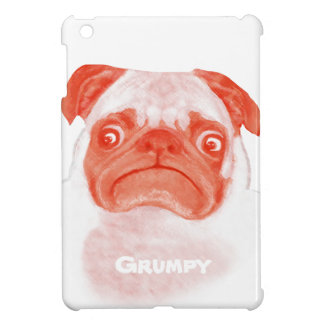 PUG_orange3.png Case For The iPad Mini