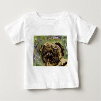 Pug Paint Tshirts