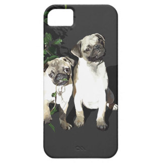 Pug Pals iPhone 5 Covers
