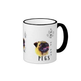 Pug Paws Up Mug