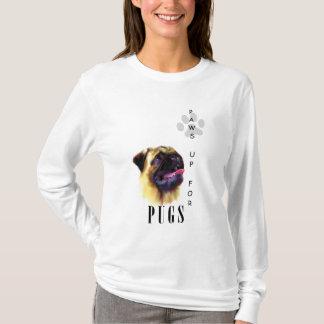 Pug Paws Up Shirt