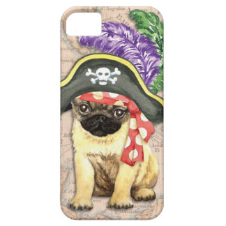 Pug Pirate iPhone SE/5/5s Case
