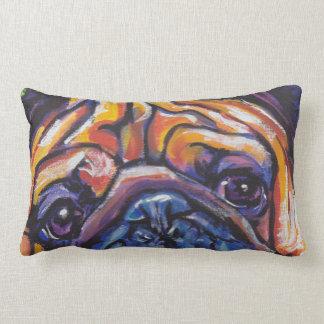 Pug Pop Art Pillow