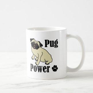 Pug Power Coffee Mug