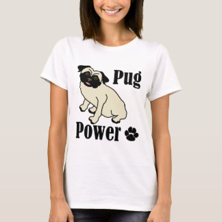 Pug Power T-Shirt