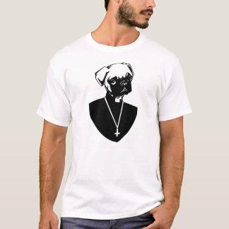Pug Priest T-Shirt